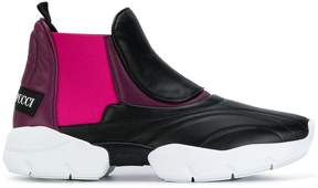 Emilio Pucci ankle boot sneakers