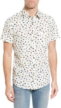 Rodd & Gunn Men's Linton Park Sports Fit Sport Shirt