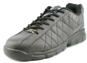 Fila Fulcrum 3 Round Toe Synthetic Sneakers.