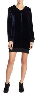 Alice + Olivia North Sweatshirt Dress