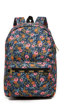 LeSportsac x Rifle Paper Co. Essential Backpack