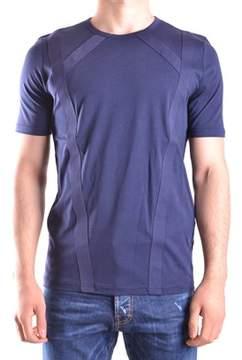 Diesel Black Gold Men's Blue Cotton T-shirt.