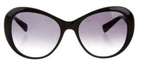 Balmain Oversize Gradient Sunglasses
