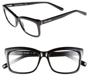 Bobbi Brown Women's The Brooklyn 53Mm Reading Glasses - Black