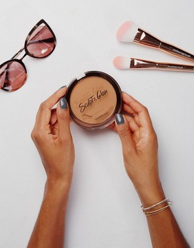 Models Own Sculpt & Glow - Creme to Powder Bronzer - Golden Glow
