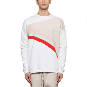 Diadora Sundek Rainbow Sweatshirt