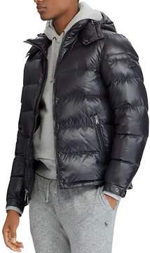 Polo Ralph Lauren Luminaire Down Hooded Jacket
