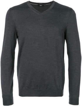 HUGO BOSS V-neck jumper