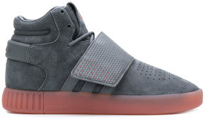 adidas touch strap high-top sneakers