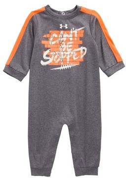 Under Armour Infant Boy's Can'T Be Stopped Romper