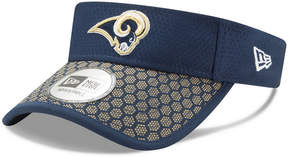 New Era Los Angeles Rams Sideline Visor