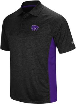 Colosseum Men's Kansas State Wildcats Wedge Polo