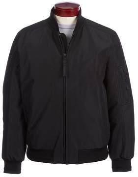 Andrew Marc Cloth Baseball Jacket