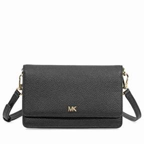 Michael Kors Smartphone Crossbody- Black - ONE COLOR - STYLE