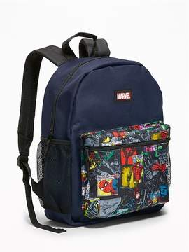 Old Navy Marvel Comics Super-Heroes Backpack for Kids