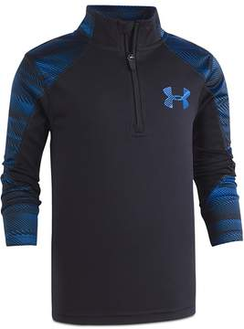 Under Armour Boys' Threadborne Quarter Zip Pullover - Little Kid