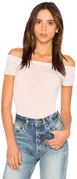 BCBGeneration Off The Shoulder Bodysuit