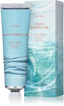 Thymes Aqua Coralline Hand Creme