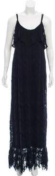 Melissa Odabash Lace Maxi Dress