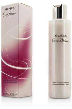 Shiseido Ever Bloom Perfumed Shower Cream