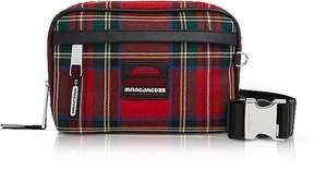 Marc Jacobs Red Tartan Sport Belt Bag