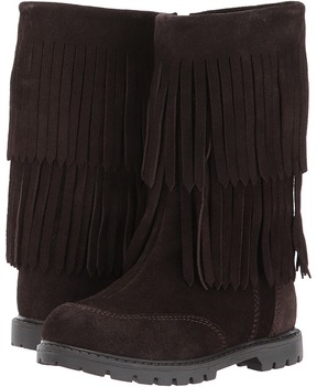 Roper Fringe Moc Cowboy Boots