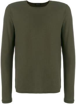 Roberto Collina long sleeved sweatshirt