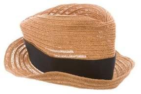 Hermes Chanvre Straw Hat