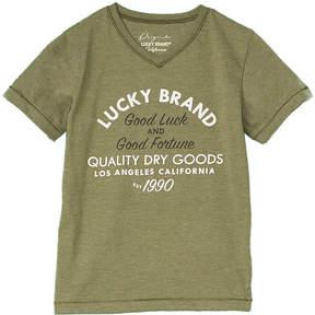 Lucky Brand Boys' Good Fortune T-Shirt