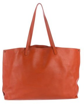 Akris Leather AI Tote