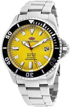 Seapro SP4314 Men's Scuba 200 Watch