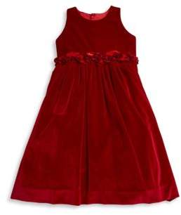 Isabel Garreton Toddler's & Little Girl's Rose Dress