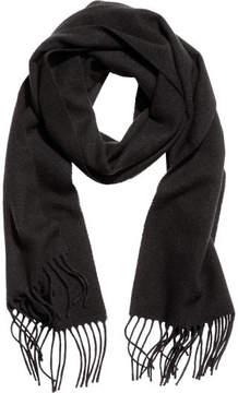 H&M Wool scarf - Black