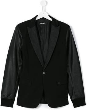 Diesel bomber blazer jacket