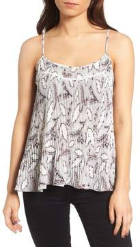 Chelsea28 Pleated Camisole