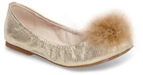 Kenneth Cole New York Women's Priscella Ballet Flat