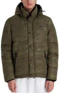 Penfield Equinox Camo Down Jacket - Men's