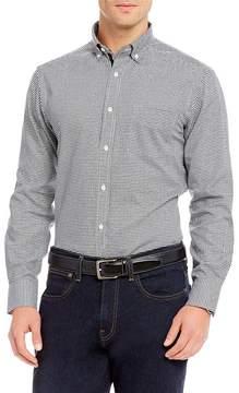 Daniel Cremieux Houndstooth Long-Sleeve Woven Shirt
