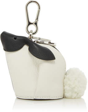 Loewe Bunny Two-Tone Leather Coin Purse