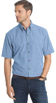 Arrow Men's Boardwalk Bay Classic-Fit Crosshatch Button-Down Shirt