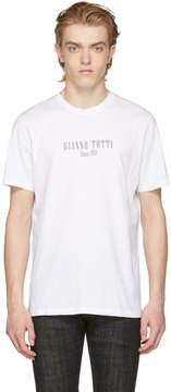 A.P.C. White Gianno Tutti T-Shirt