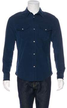 Louis Vuitton Corduroy Initiales Shirt