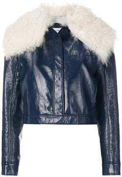 Courreges shearling jacket