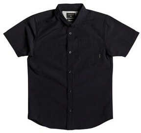 Quiksilver Boy's Short Sleeve Button Down Shirt