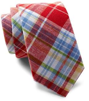 Original Penguin Hooper Plaid Tie