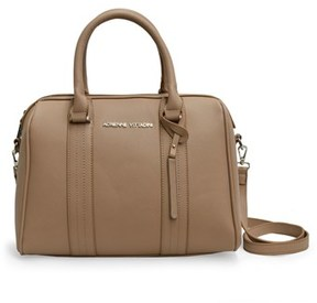 Adrienne Vittadini The Florence Collection Barrel Bag.