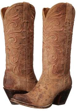 Lucchese Laurelie Cowboy Boots