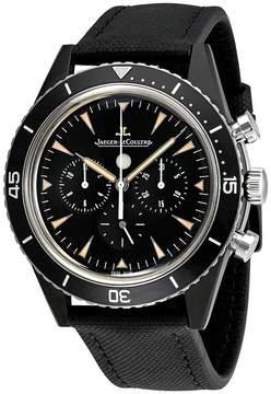 Jaeger-LeCoultre Jaeger Lecoultre Deep Sea Chronograph Vintage Cermet Automatic Men's Watch
