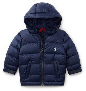 Ralph Lauren Baby Boy Ripstop Down Jacket