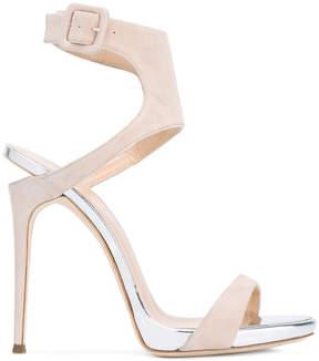Giuseppe Zanotti Design notched heel sandals